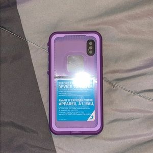 X/xs life proof fre case
